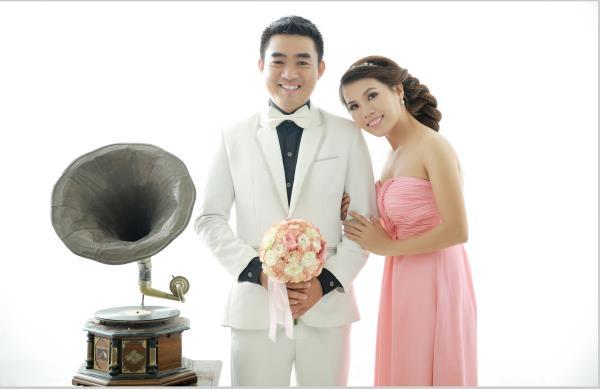 Ảnh cưới dễ thương, trong sáng, tự nhiên tông màu hồng xanh nhẹ nhàng (06) tại Cưới hỏi trọn gói 365