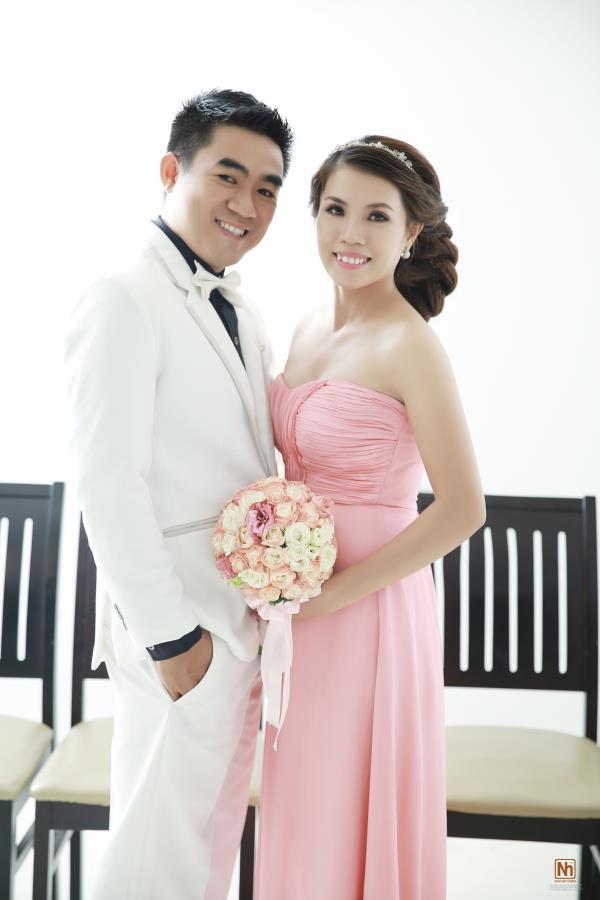 Ảnh cưới dễ thương, trong sáng, tự nhiên tông màu hồng xanh nhẹ nhàng (08) tại Cưới hỏi trọn gói 365
