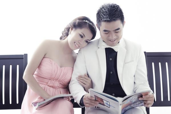 Ảnh cưới dễ thương, trong sáng, tự nhiên tông màu hồng xanh nhẹ nhàng (10) tại Cưới hỏi trọn gói 365