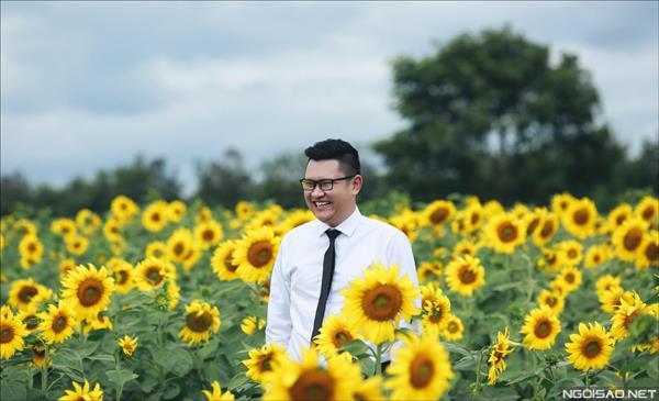 Ảnh cưới đẹp giữa mùa hoa hướng dương vàng rực rỡ ở Đà Lạt (5) tại Cưới hỏi trọn gói 365