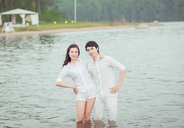 Ảnh cưới đẹp hồn nhiên với biển và rừng của cặp đôi trẻ trung (26) tại Cưới hỏi trọn gói 365