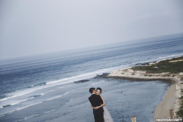 Ảnh cưới đẹp ở đảo Lý Sơn thật tự nhiên và dễ thương (02) tại Cưới hỏi trọn gói 365