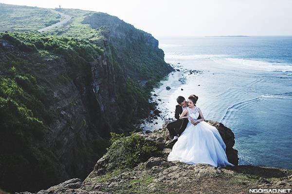 Ảnh cưới đẹp ở đảo Lý Sơn thật tự nhiên và dễ thương (05) tại Cưới hỏi trọn gói 365