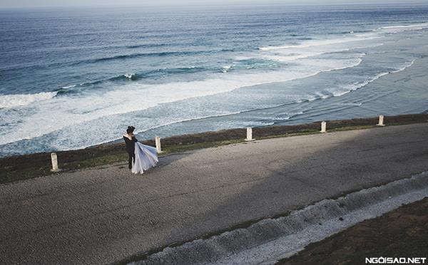 Ảnh cưới đẹp ở đảo Lý Sơn thật tự nhiên và dễ thương (07) tại Cưới hỏi trọn gói 365