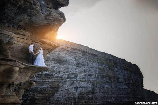 Ảnh cưới đẹp ở đảo Lý Sơn thật tự nhiên và dễ thương (08) tại Cưới hỏi trọn gói 365