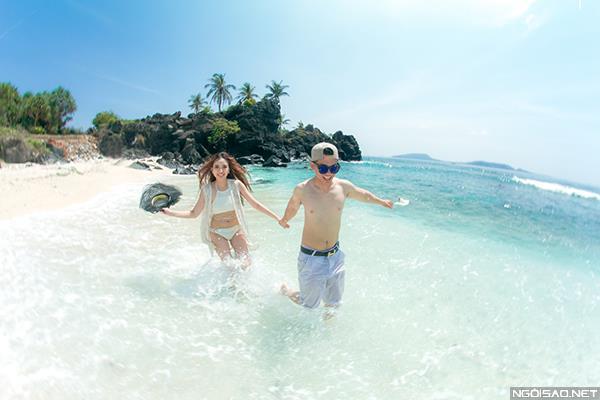 Ảnh cưới đẹp ở đảo Lý Sơn thật tự nhiên và dễ thương (12) tại Cưới hỏi trọn gói 365