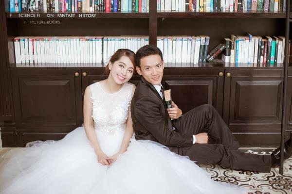 Ảnh cưới đẹp trong veo của cặp đôi trẻ trung, dễ thương trong phim trường và ngoại cảnh (07) tại Cưới hỏi trọn gói 365