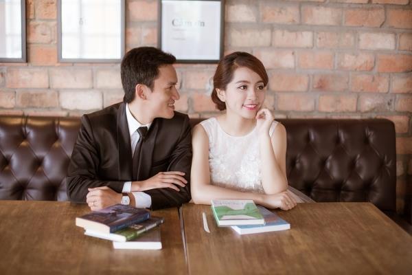 Ảnh cưới đẹp trong veo của cặp đôi trẻ trung, dễ thương trong phim trường và ngoại cảnh (09) tại Cưới hỏi trọn gói 365