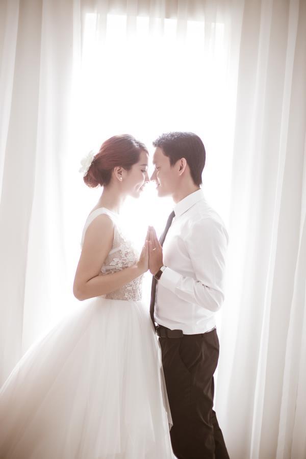 Ảnh cưới đẹp trong veo của cặp đôi trẻ trung, dễ thương trong phim trường và ngoại cảnh (12) tại Cưới hỏi trọn gói 365