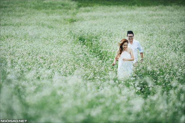 Ảnh cưới đẹp trong xanh giữa mùa hoa đà lạt (1) tại Cưới hỏi trọn gói 365