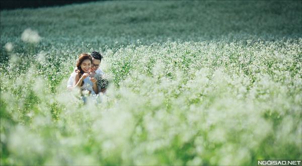 Ảnh cưới đẹp trong xanh giữa mùa hoa đà lạt (5) tại Cưới hỏi trọn gói 365