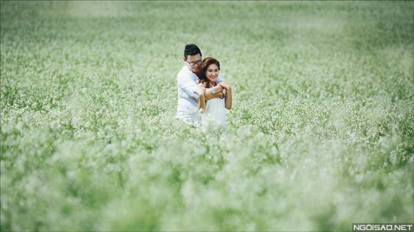 Ảnh cưới đẹp trong xanh giữa mùa hoa đà lạt (7) tại Cưới hỏi trọn gói 365