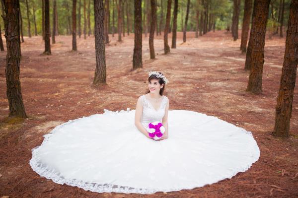 Ảnh cưới đẹp, tự nhiên, lãng mạn với cảnh thiên nhiên sóng động, đắm say lòng người (06) tại Cưới hỏi trọn gói 365