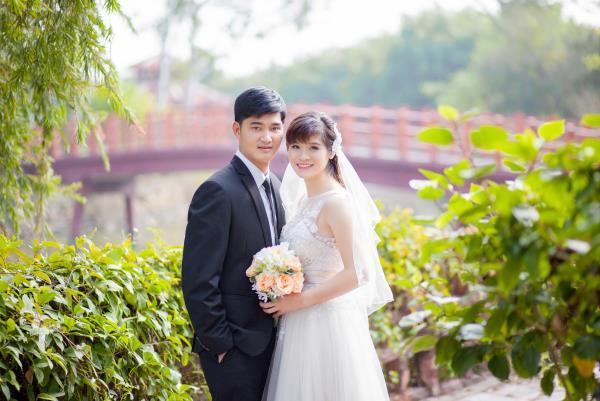 Ảnh cưới đẹp, tự nhiên, lãng mạn với cảnh thiên nhiên sóng động, đắm say lòng người (11) tại Cưới hỏi trọn gói 365