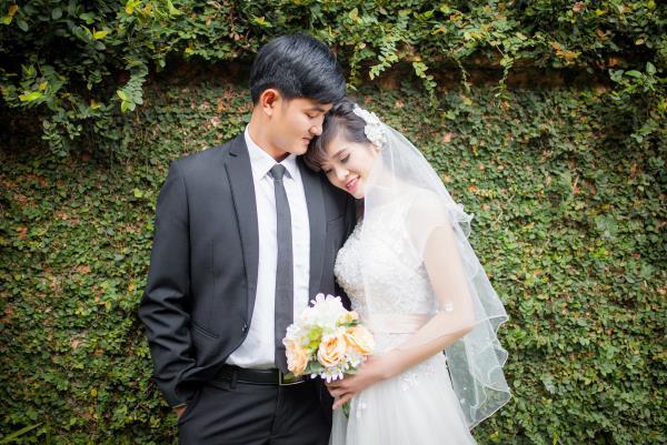 Ảnh cưới đẹp, tự nhiên, lãng mạn với cảnh thiên nhiên sóng động, đắm say lòng người (15) tại Cưới hỏi trọn gói 365