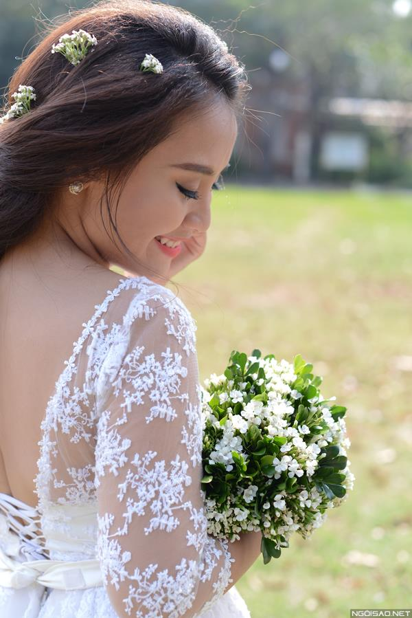Ảnh cưới đẹp tự nhiên, tươi vui hạnh phúc của én vàng Khánh Ly tại Sài Gòn (04) tại Cưới hỏi trọn gói 365