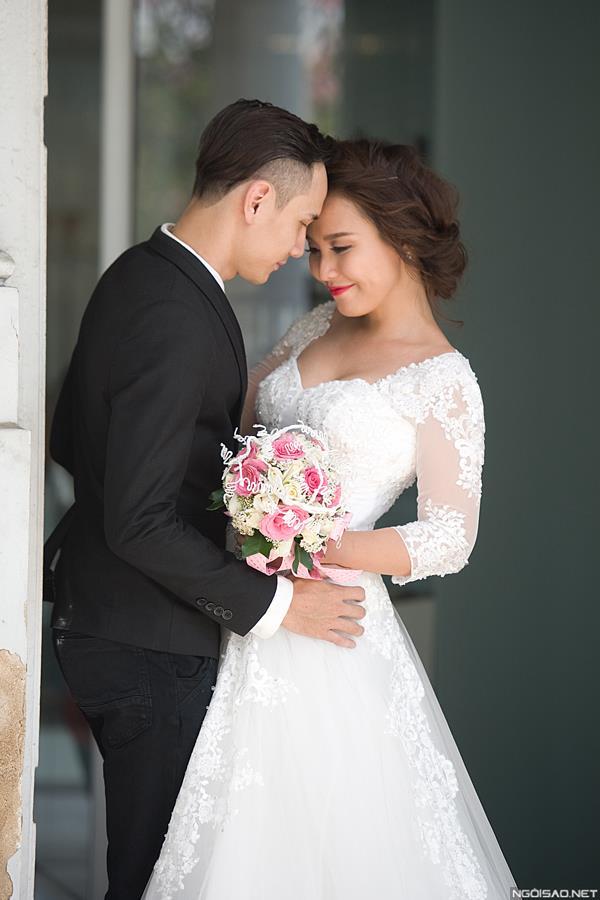 Ảnh cưới đẹp tự nhiên, tươi vui hạnh phúc của én vàng Khánh Ly tại Sài Gòn (07) tại Cưới hỏi trọn gói 365