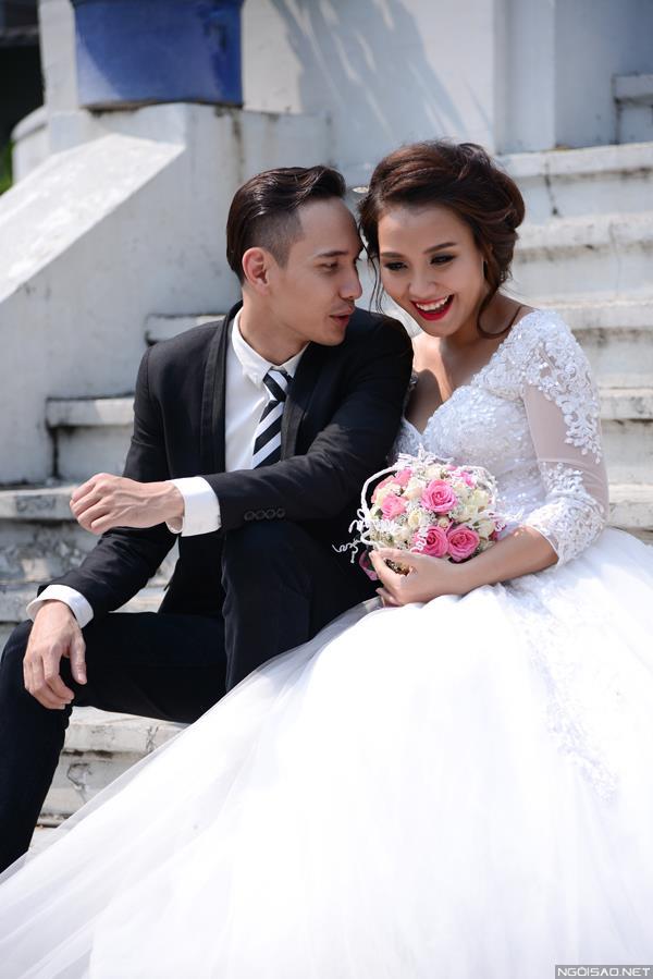 Ảnh cưới đẹp tự nhiên, tươi vui hạnh phúc của én vàng Khánh Ly tại Sài Gòn (08) tại Cưới hỏi trọn gói 365