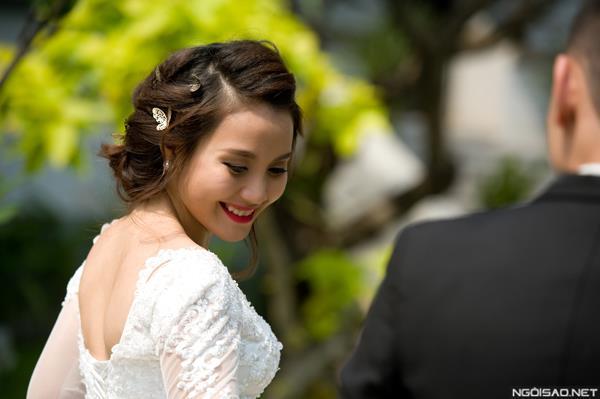 Ảnh cưới đẹp tự nhiên, tươi vui hạnh phúc của én vàng Khánh Ly tại Sài Gòn (09) tại Cưới hỏi trọn gói 365