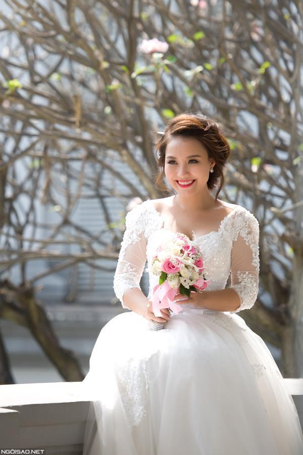 Ảnh cưới đẹp tự nhiên, tươi vui hạnh phúc của én vàng Khánh Ly tại Sài Gòn (10) tại Cưới hỏi trọn gói 365