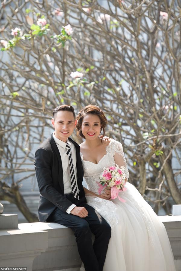 Ảnh cưới đẹp tự nhiên, tươi vui hạnh phúc của én vàng Khánh Ly tại Sài Gòn (11) tại Cưới hỏi trọn gói 365