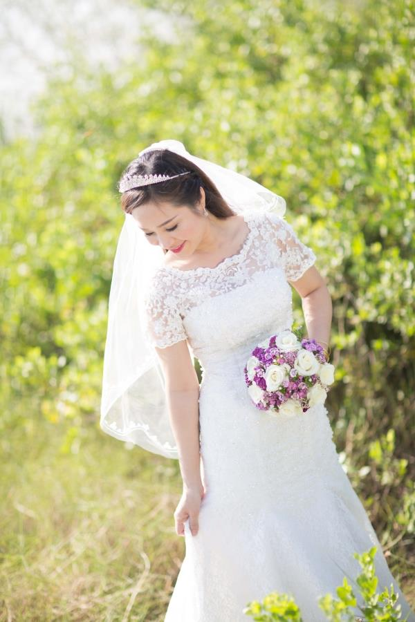 Ảnh cưới đẹp tự nhiên với sông nước và cảnh thiên nhiên bình dị (13) tại Cưới hỏi trọn gói 365