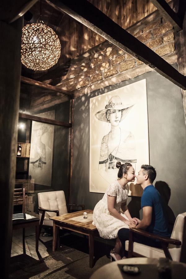 Ảnh cưới đẹp tươi trong phim trường và cảnh tự nhiên với cô dâu chú rể xứng lứa vừa đôi (02) tại Cưới hỏi trọn gói 365