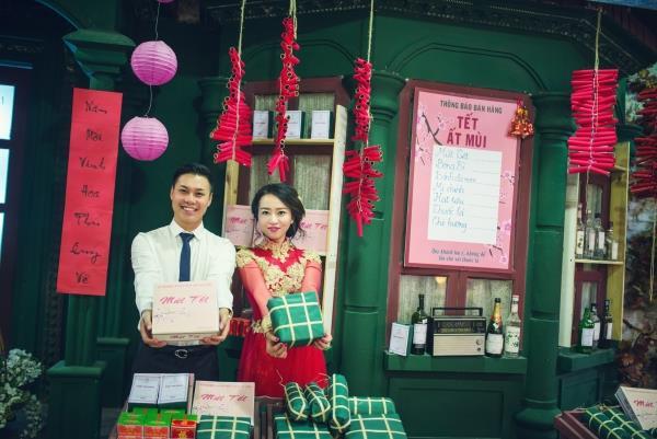 Ảnh cưới đẹp tươi trong phim trường và cảnh tự nhiên với cô dâu chú rể xứng lứa vừa đôi (17) tại Cưới hỏi trọn gói 365