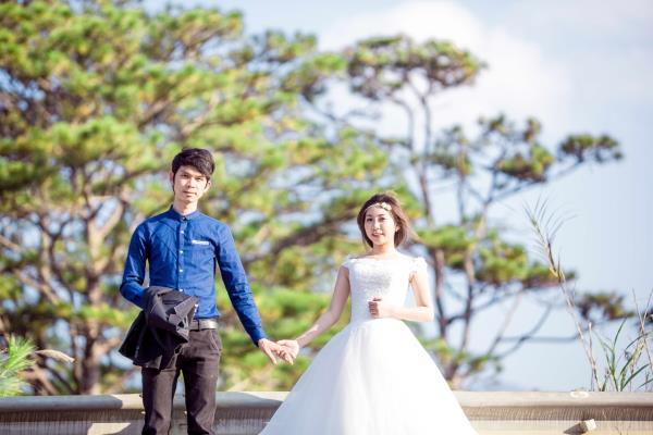 Ảnh cưới đẹp tươi, trong sáng, mát lành tại thiên đường tình yêu Đà Lạt (02) tại Cưới hỏi trọn gói 365
