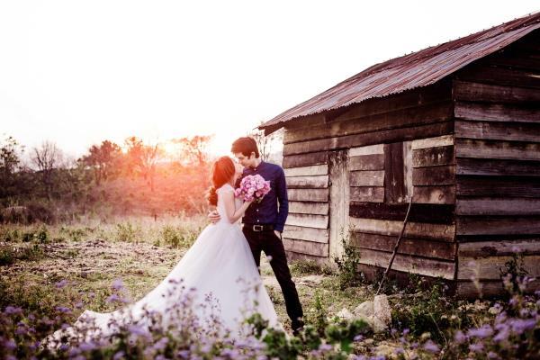 Ảnh cưới đẹp tươi, trong sáng, mát lành tại thiên đường tình yêu Đà Lạt (08) tại Cưới hỏi trọn gói 365