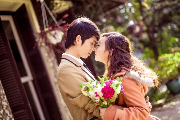 Ảnh cưới đẹp tươi, trong sáng, mát lành tại thiên đường tình yêu Đà Lạt (09) tại Cưới hỏi trọn gói 365