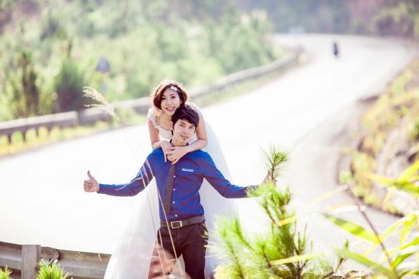 Ảnh cưới đẹp tươi, trong sáng, mát lành tại thiên đường tình yêu Đà Lạt (16) tại Cưới hỏi trọn gói 365