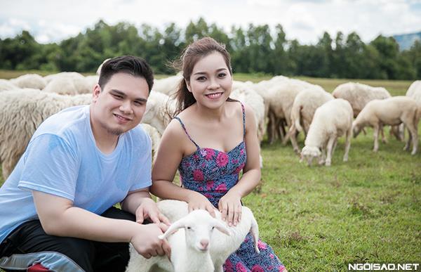Ảnh cưới độc và lạ của cô dâu chú rể tươi trẻ cùng đàn cừu (06) tại Cưới hỏi trọn gói 365