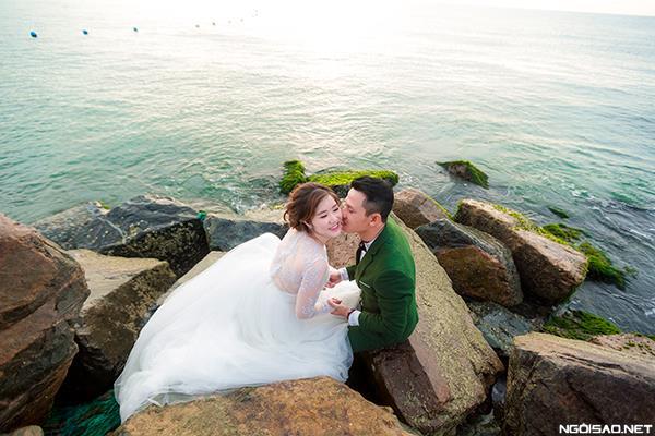 Biển xanh và tình yêu của anh và em (1) tại Cưới hỏi trọn gói 365