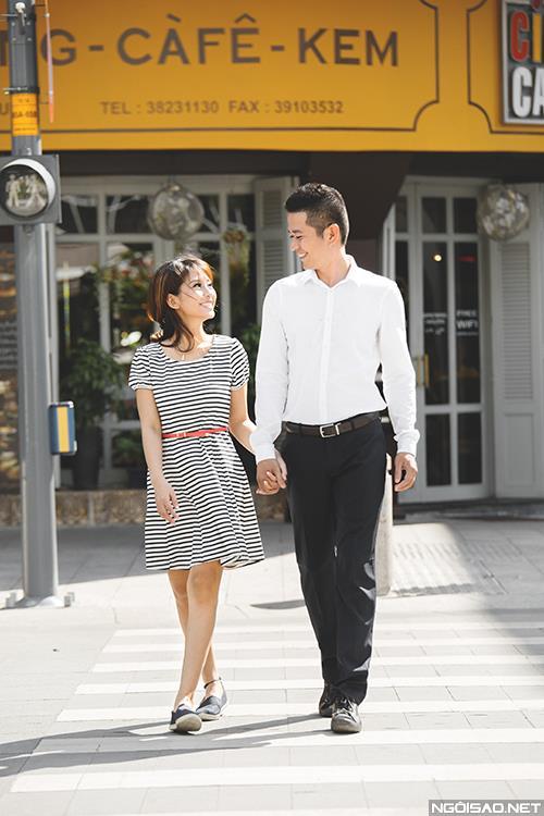 Cô dâu thật tươi và đẹp rạng rỡ khi chụp ảnh cưới ở Sài Gòn (01) tại Cưới hỏi trọn gói 365
