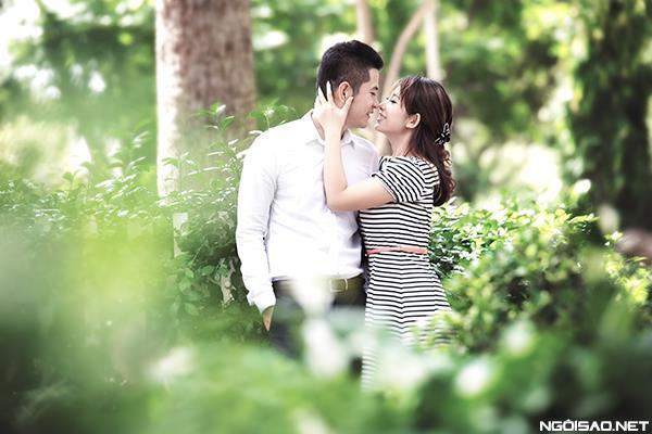 Cô dâu thật tươi và đẹp rạng rỡ khi chụp ảnh cưới ở Sài Gòn (05) tại Cưới hỏi trọn gói 365