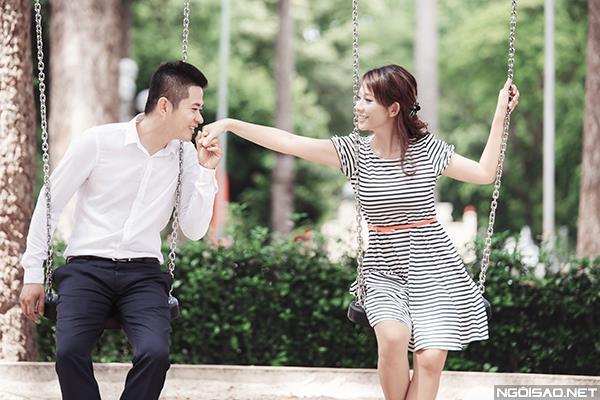Cô dâu thật tươi và đẹp rạng rỡ khi chụp ảnh cưới ở Sài Gòn (06) tại Cưới hỏi trọn gói 365