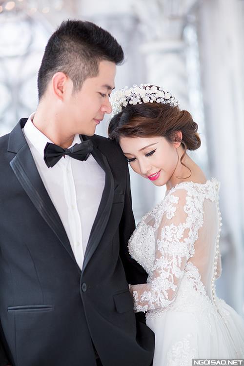 Cô dâu thật tươi và đẹp rạng rỡ khi chụp ảnh cưới ở Sài Gòn (09) tại Cưới hỏi trọn gói 365