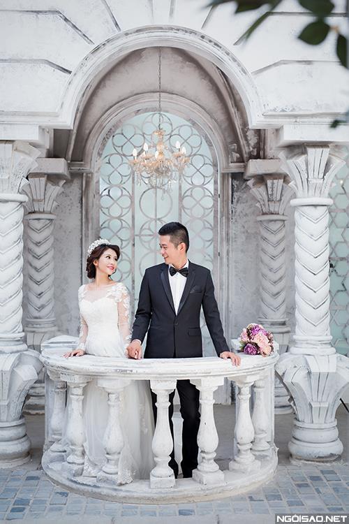 Cô dâu thật tươi và đẹp rạng rỡ khi chụp ảnh cưới ở Sài Gòn (10) tại Cưới hỏi trọn gói 365
