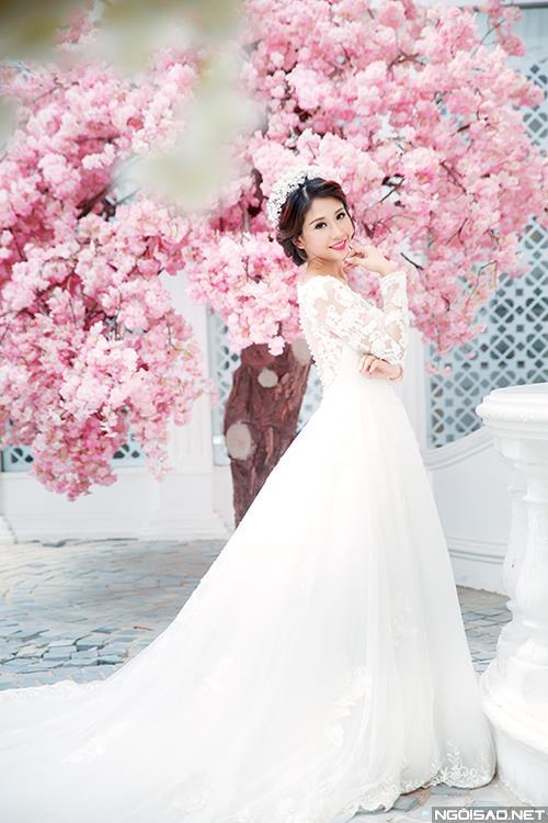 Cô dâu thật tươi và đẹp rạng rỡ khi chụp ảnh cưới ở Sài Gòn (11) tại Cưới hỏi trọn gói 365