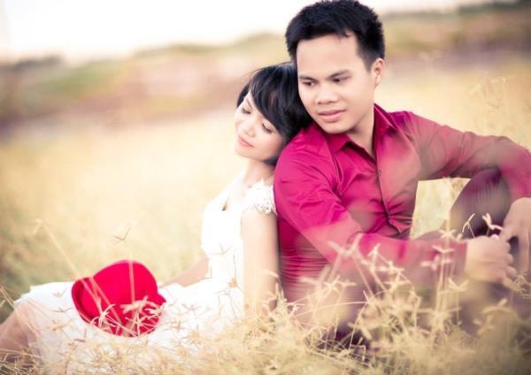Cô dâu tóc ngắn dễ thương đáng yêu nhận hạnh phúc ngọt ngào bên chú rể điểm trai (10) tại Cưới hỏi trọn gói 365