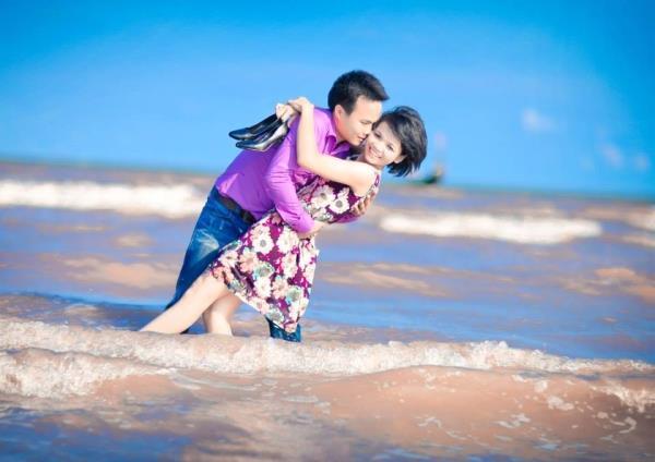 Cô dâu tóc ngắn dễ thương đáng yêu nhận hạnh phúc ngọt ngào bên chú rể điểm trai (13) tại Cưới hỏi trọn gói 365
