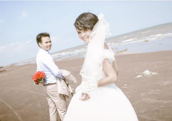 Cô dâu tóc ngắn dễ thương đáng yêu nhận hạnh phúc ngọt ngào bên chú rể điểm trai (17) tại Cưới hỏi trọn gói 365