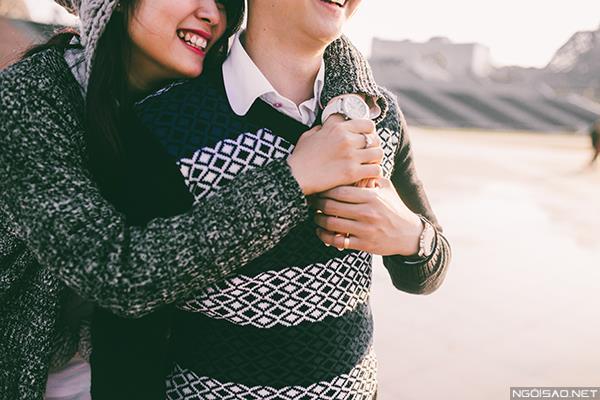 Đà lạt mùa đông càng thêm ấm nồng với tình yêu nồng nàn của cặp đôi trẻ trung (01) tại Cưới hỏi trọn gói 365