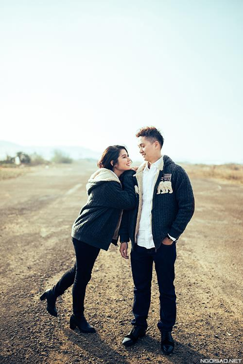 Đà lạt mùa đông càng thêm ấm nồng với tình yêu nồng nàn của cặp đôi trẻ trung (06) tại Cưới hỏi trọn gói 365