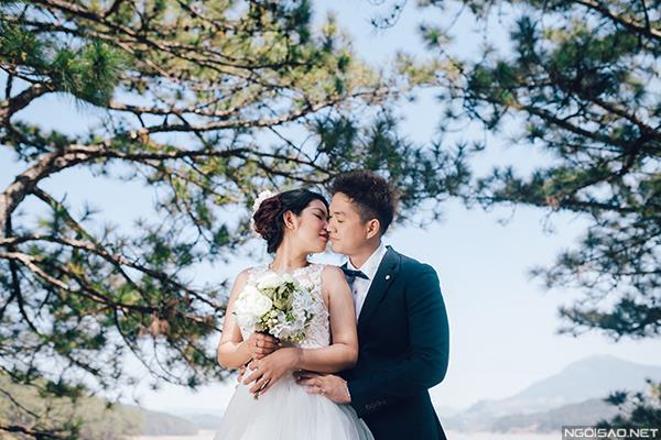 Đà lạt mùa đông càng thêm ấm nồng với tình yêu nồng nàn của cặp đôi trẻ trung (09) tại Cưới hỏi trọn gói 365