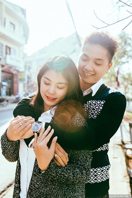 Đà lạt mùa đông càng thêm ấm nồng với tình yêu nồng nàn của cặp đôi trẻ trung (12) tại Cưới hỏi trọn gói 365