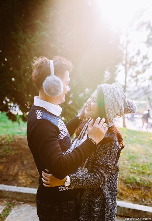 Đà lạt mùa đông càng thêm ấm nồng với tình yêu nồng nàn của cặp đôi trẻ trung (15) tại Cưới hỏi trọn gói 365