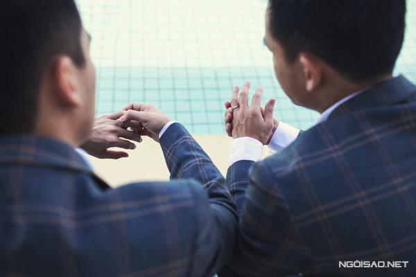 Đám cưới đồng tính của nhà thiết kế NTK Adrian Anh Tuấn được nhiều người ủng hộ (04) tại Cưới hỏi trọn gói 365