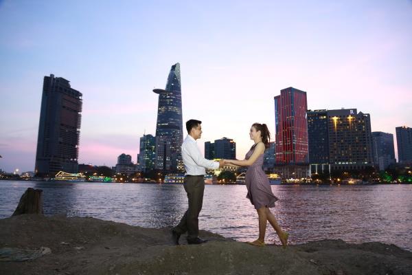 Kết cục tươi đẹp cho một mối tình hơn một thập niên (20) tại Cưới hỏi trọn gói 365